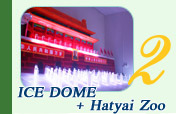 Ice Dome and Hatyai Zoo